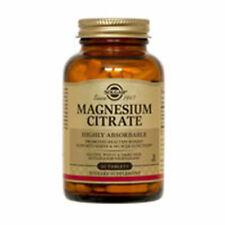 Solgar Magnesium Citrate 60comp
