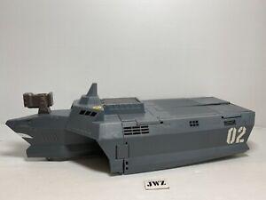 Disney Pixar Cars 2 Action Agents Battle Station Tony Trihull Combat Ship RARE
