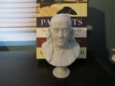 Benjamin Franklin Bust; 6-inch Statue of the Founding Father