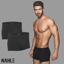 8 Paket Baumwolle Boxershorts Retroshorts Herren Unterwäsche Unterhosen Boxer