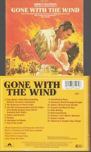 Max Steiner Gone With The Wind Cd Soundtrack BOF West Germany Autant En Emporte