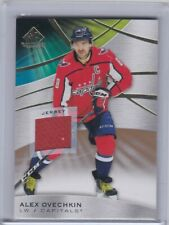 2019-20 SP Game Used Gold Jersey Alex Ovechkin #22