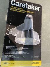 New listing Lumark Caretaker Led Area Luminaire Light 120V 50W 5000K Ctkrv1A New