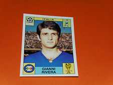 52 GIANNI RIVERA ITALIA MEXICO 70 FOOTBALL PANINI WORLD CUP STORY 1990 SONRIC'S