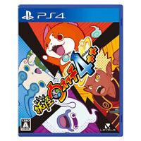 Yo-kai Watch 4++ PlayStation PS4 2019 Japaese Chinese Factory Sealed