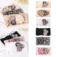3D Flower Kids Baby Girl Toddler Headband Hair Band Headwear Accessories Gift