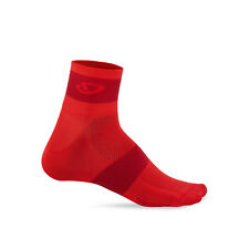 Giro Radsport Socken 2018 Comp Racer Bright Rot-dark rot XL