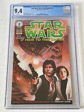 Star Wars: Heir to the Empire # 2 (11/95) CGC Comic 9.4 NM 2nd appearance Thrawn
