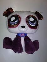 "Littlest Pet Shop Panda  10"" Plush Stuffed Animal"
