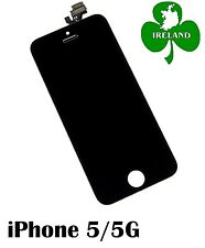 For iPhone 5 5G LCD Touch Screen Display Digitizer Glass Assembly Unit Black