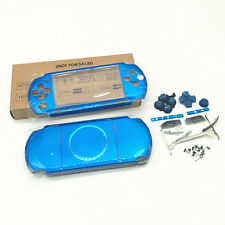 Replacement Housing Shell Case Faceplate Button Part for PSP 3000 PSP3000 TR