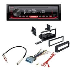KDX260BT JVC USB/3.5 Bluetooth input 2.5 volt R/S outputs Dash Kit Chevrolet