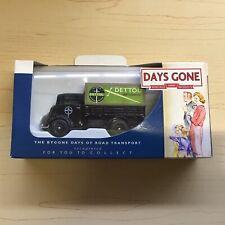 Days Gone 2001 Fordson 7V Truck Dettol DG100006 Model