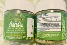 New And Sealed Pacifica Glow Greens Beauty Powder Lot Of 2.