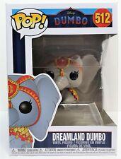 Funko Pop Dreamland Dumbo Red # 512 Disney Dumbo Vinyl Figure Brand New