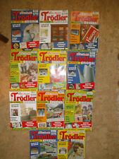 TRÖDLER Sammelmagazin Januar- November 2010