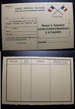 Carte Postale Militaire