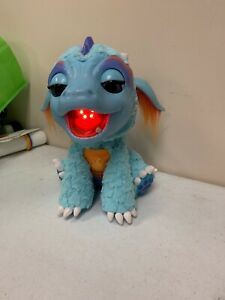 FurReal Friends Torch My Blazin Dragon Blue Animated Interactive Toy Free Shppng