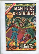 GIANT-SIZE DR. STRANGE #1 (7.0) NIGHTMARE!