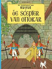 KUIFJE - DE SCEPTER VAN OTTOKAR - Herge (herdruk)