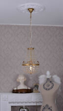 Crystal Chandelier Antique Style Ceiling Light Lustre Glass New