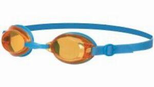 Speedo Occhialini Piscina Nuoto modello Jet Junior articolo colore Blue Orange