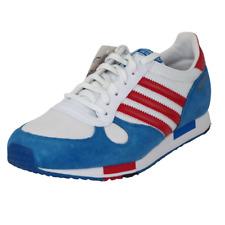 Adidas Grete Waitz 807336 Womens Shoes Running Athletic White Red Vintage SZ 7