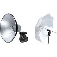 Interfit Strobies ProFlash Reflector and Holder for Umbrella STR209