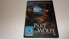 DVD  Pakt der Wölfe (Kinofassung und Director's Cut)