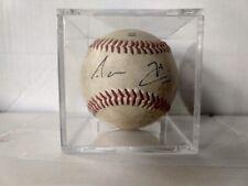 Aaron Hicks Autographed Baseball Signed New York Yankees Minnesota Twins Auto