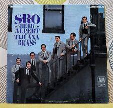 HERB ALPERT & THE TIJUANA BRASS - S.R.O [Vinyl LP, 1966] USA Import SP-4119 *EXC