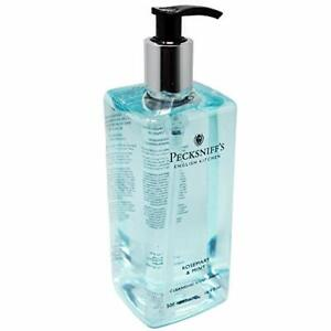 Pecksniff's Rosemary & Mint Cleansing Hand Wash 16.9 Fl Oz