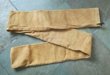 """New Longbow Bow Bag Sleeve Case Soft Suede 72"""" Long, Light Brown"""