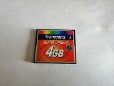 Transcend CompactFlash  4GB 133X CF  CARD