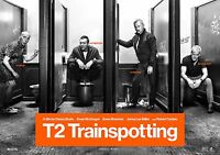 T2 Trainspotting 2 Poster Renton Coming Soon New 2017 FREE P+P, CHOOSE YOUR SIZE