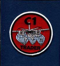 GRUMMAN C-1 TRADER US NAVY COD VRC-30 VRC-40 VRC-50 Squadron Patch