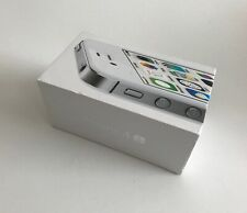 New Sealed Old Stock Apple iPhone 4s 8gb 5th Generation - White -  (UK Model)