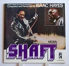 "Isaac Hayes Shaft Stax 2 LP 12"" REC. M-"