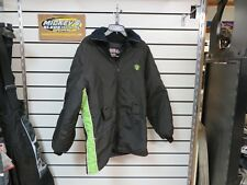 VINTAGE ARCTIC WEAR CAT RACER RACE WINTER JACKET COAT M MENS SNOWMOBILE SUIT