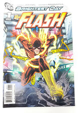 The Flash Issue #1 First Issue Brightest Day Comic Book