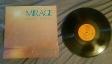 Mirage LP Michel Charles 1985 Printemps D'Or made in Montreal, Quebec Canada