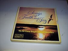LP<<READERS DIGEST SONGS OF FAITH AND JOY  **8 RECORD SET**  **NM VINYL**   5