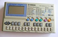 Yamaha MU15 Portable Midi Module XG Synthesizer Tone Generator & New AC Adapter