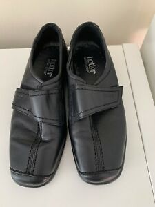 Ladies Hotter Comfort Concept Black  Shoes Size UK 6.5