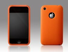 Orange Silicon Case for iPhone 2G 3G