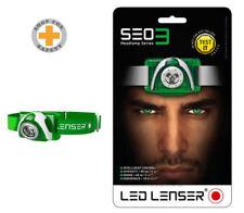 Lenser Camping & Hiking Head Torches 1-499 Lumens Brightness