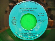 Tex Strange & One Night Stand Band Caught It From A Girl NM 45 Black Sheep 1001