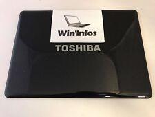 Capot écran arrière - coque cover écran Toshiba Satellite P300 (P300-21Z)