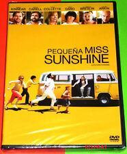 PEQUEÑA MISS SUNSHINE / LITTLE MISS SUNSHINE English Español -DVD R2- Precintada