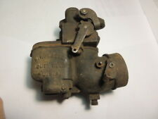 1920's 1930's Stromberg UR-23 carburetor Vintage Antique